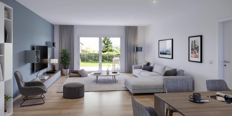 appartement de luxe près de Genève